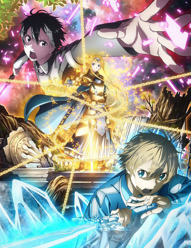 Sword Art Online: Alicization Sub Español [06-¿?] [MG-MF-GD] [HD-HDL]