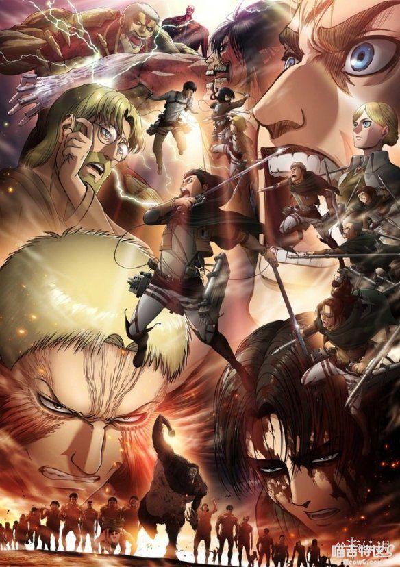 Shingeki no Kyojin 3 Parte 2 Sub Español [03-10] [Mega-Mediafire-Google Drive] [HD-HDL]