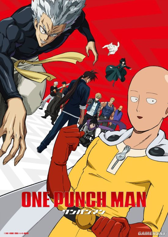 One Punch Man 2 Sub Español [07-¿?] [Mega-Mediafire-Google Drive] [HD-HDL]