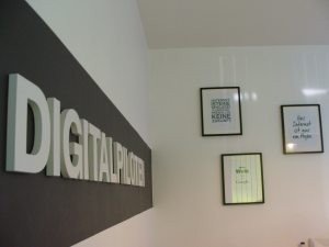 digitalpiloten Büro