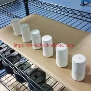 Induction Forging Titanium Rods (2)