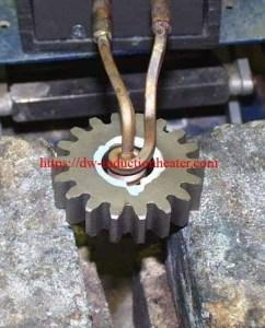 Shrink Fit Steel Gear onto Shaft