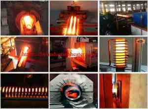 induction hot rolling