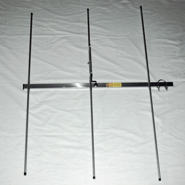 3 Elements VHF Yagi (2m Commercial)
