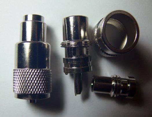 PL259 RF Connector