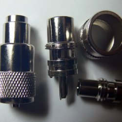 PL259 RF Connector