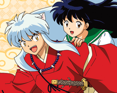 the anime characters from inuyasha