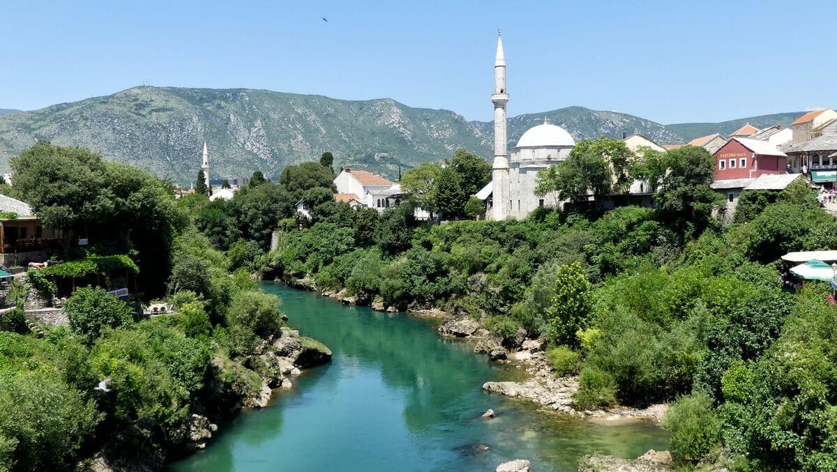 Bośnia i Hercegowina. Wyprawa po nowe punkty widzenia (i słodką kawę z tygielka)