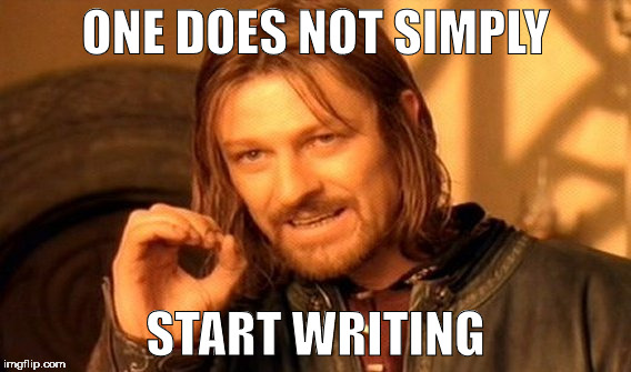 resolution to write