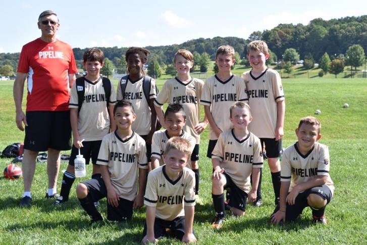 A PIPELINE soccer team