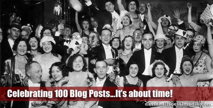 100th blog