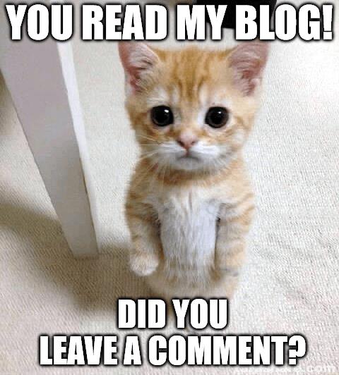 comments?