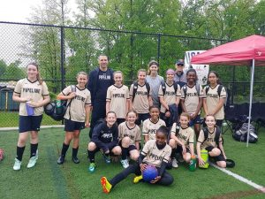 Pipeline 2007 Girls Black