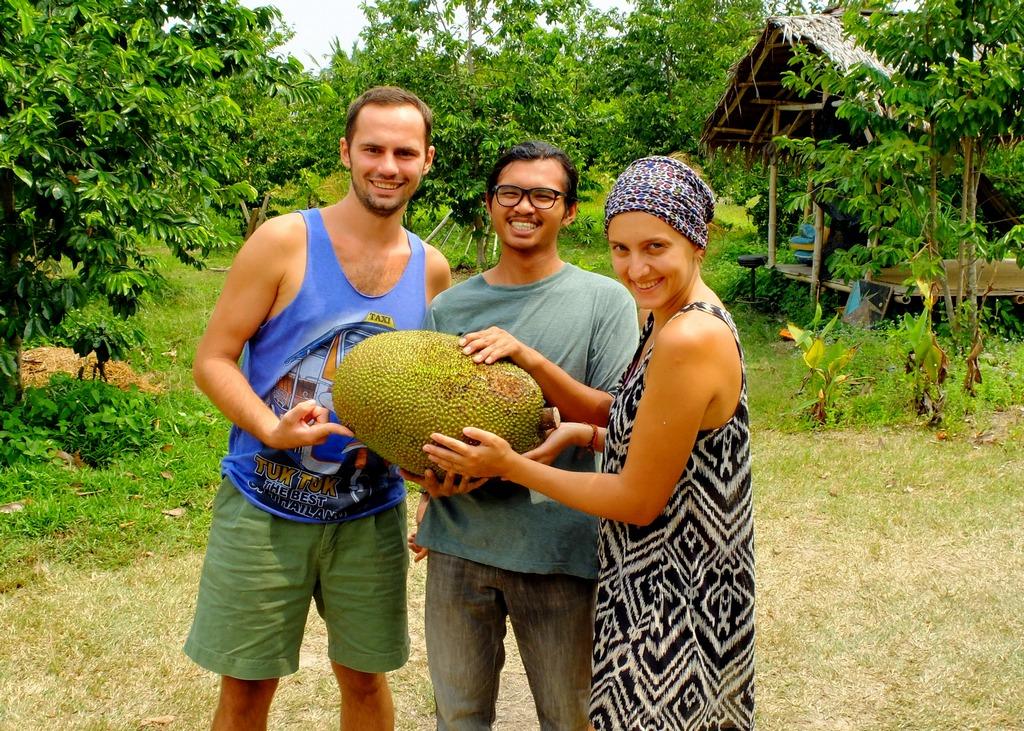 Jackfruit - największy owoc świata ;)
