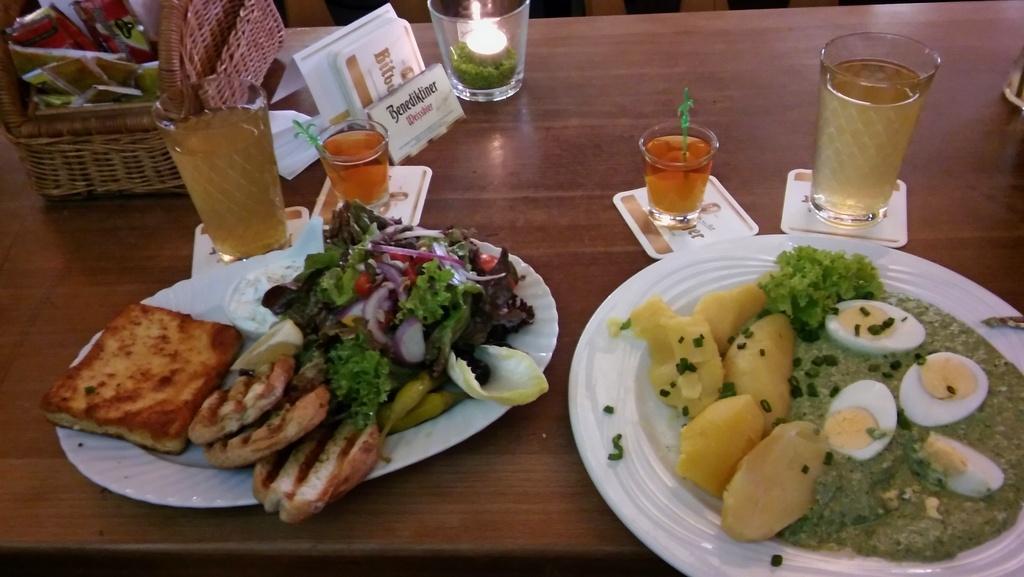 Lekki obiad - level Germany.