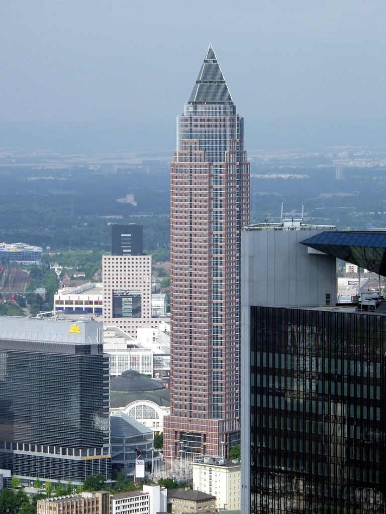 Frankfurt am Main Messeturm
