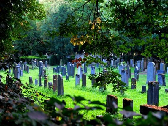 Stary Cmentarz Żydowski we Frankfurcie