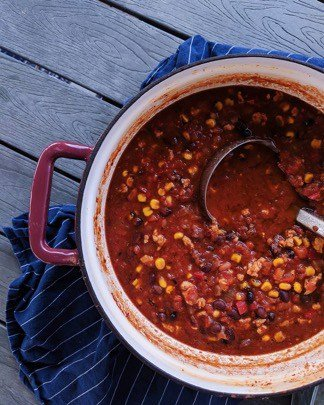 Zero Point Turkey Chili