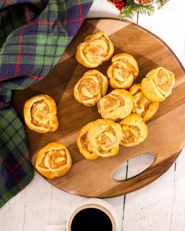 healthy turkey sausage pinwheel recipe 3