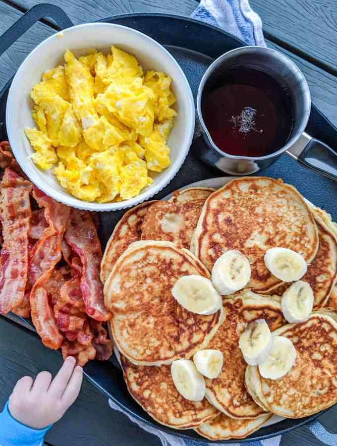Dwardcooks Banana Pancakes