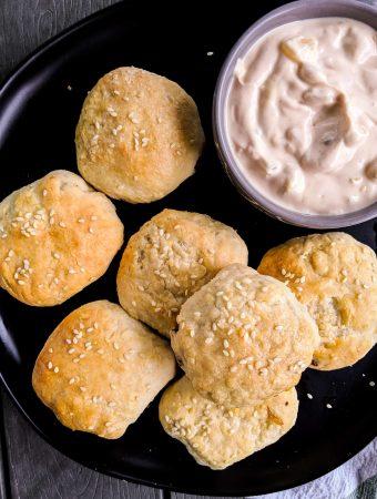 Dwardcooks Big Mac Biscuit Bombs
