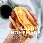 healthy homemade mcgriddles pinterest