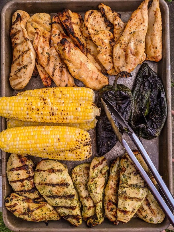 Dwardcooks grilled chicken meal prep