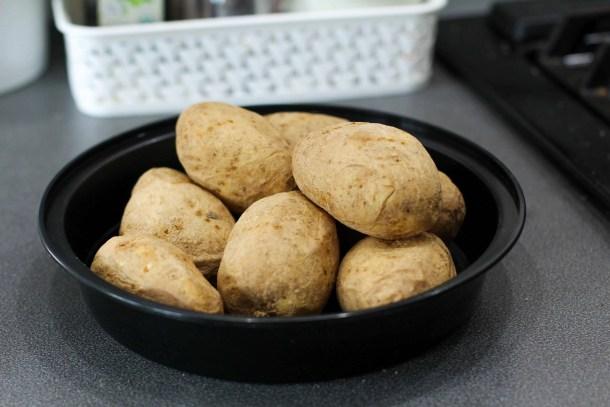 Russet Potatoes Healthy