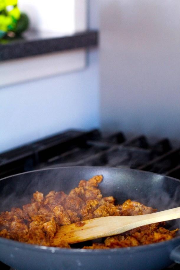 Dwardcooks Healthy Homemade Turkey Chorizo Weight Wacthers