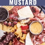 Homemade Sweet Hot Mustard