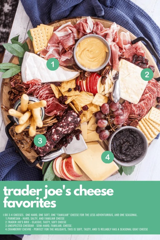 Best trader joe's cheese for charcuterie boards