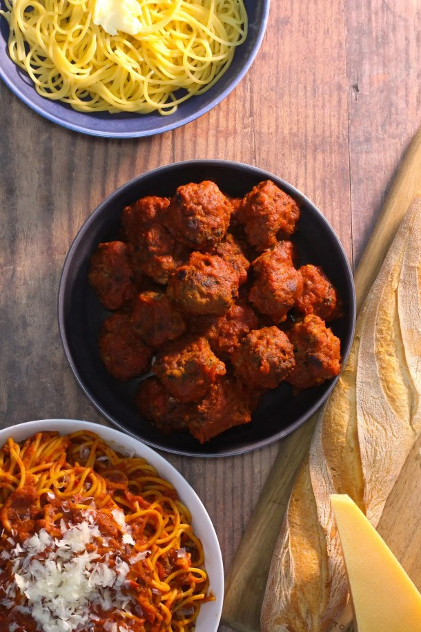 Healthy Beef Meatballs Weight Watchers