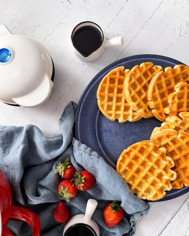 dash mini waffle maker reviews