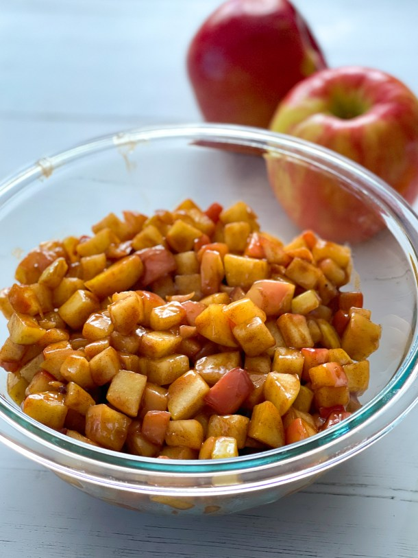 What is the best apple for apple pie egg rolls