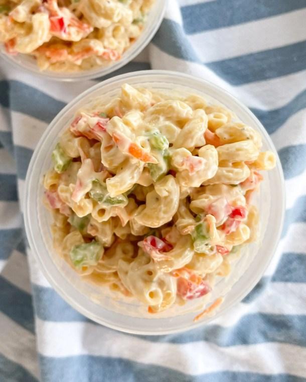 Weight Watchers Macaroni Salad WW Macaroni Salad Low Fat