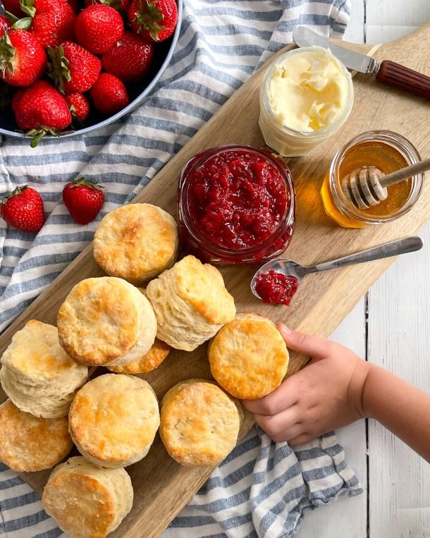 small batch low sugar strawberry jam no pectin
