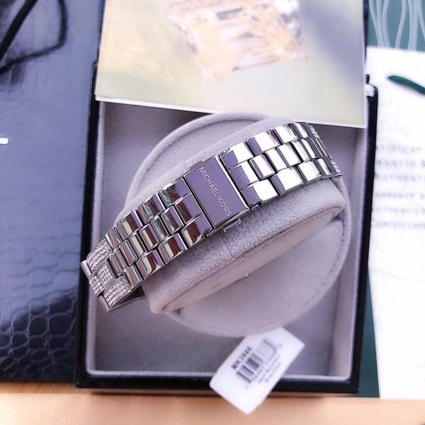Đồng hồ Michael Kors nam dây kim loại