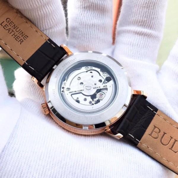 Đồng hồ Bulova máy nhật