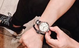 Đồng hồ Burberry nam dây da