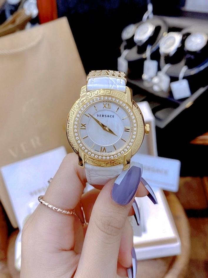 Đồng hồ Versace nữ đính đá