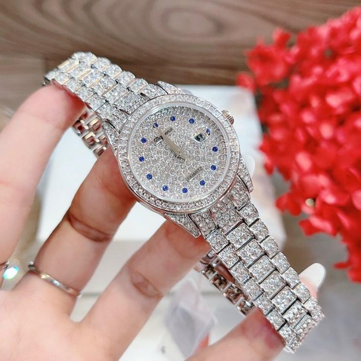 Đồng hồ Davena 61669 chính hãng xách tay