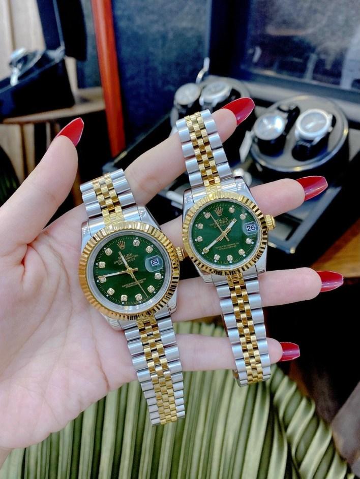 Đồng hồ Rolex cặp giá rẻ