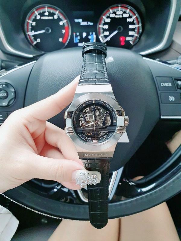 Đồng hồ Maserati siêu cấp