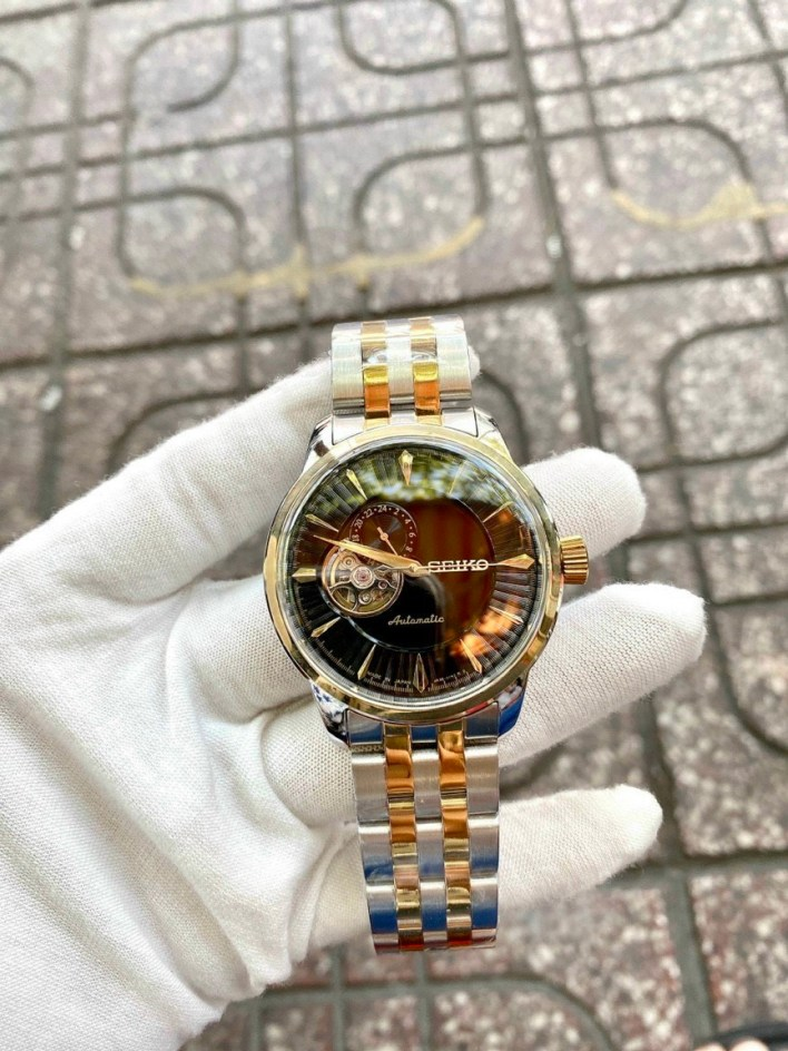 Đồng hồ Seiko nam máy cơ