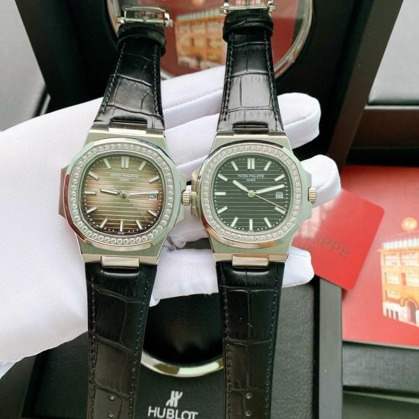 Đồng hồ Patek Philippe Nautilus Super Fake