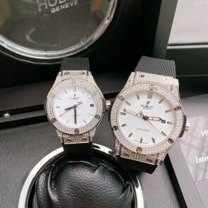 Đồng hồ đôi đẹp Hublot