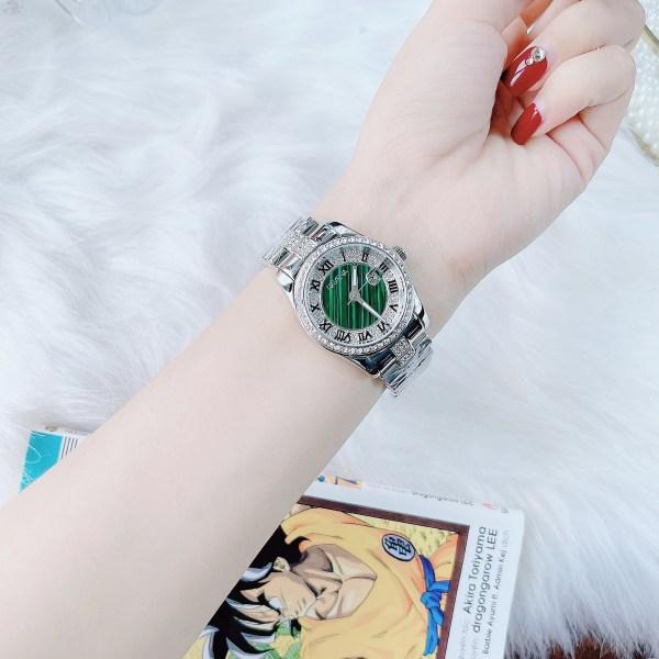 Đồng hồ nữ đính đá Davena