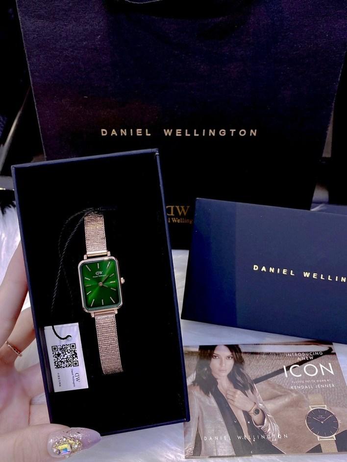 Đồng hồ Daniel Wellington nữ dây kim loại