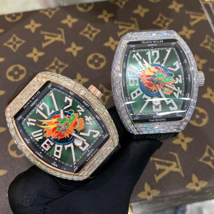 Đồng hồ Franck Muller Dragon King V45 SC DT