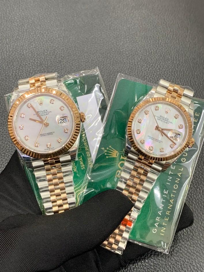 Đồng hồ Rolex bọc vàng 18K